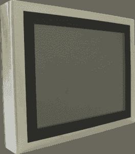 Ecran tactile IP65 6 faces températures extrêmes et haute luminosité