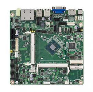 Carte mère industrielle, ATOM Baytrail QC2.0G MINI-ITX. VGA,DP,1GbE
