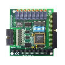 Carte industrielle PC104, PC/104 8-ch Isolated DI & 8-ch Relay Card