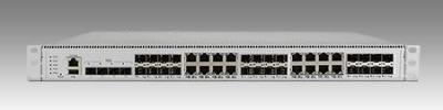 Switch 1U industriel managé Combo 24Gb + 4 x 10GbE