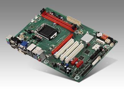 Carte mère ATX semi-industrielle, ATX LGA1150 H81 VGA/DVI/mPCIe/2LAN V2.00