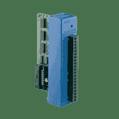 ADAM-E5056SO-AE Module ADAM Entrée/Sortie sur EtherCAT, 16 sorties source isolées
