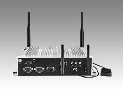 ARK-2121V-S3A1E PC industriel fanless, Intel Atom E3825 DC 1.33 GHz  w/4 COM