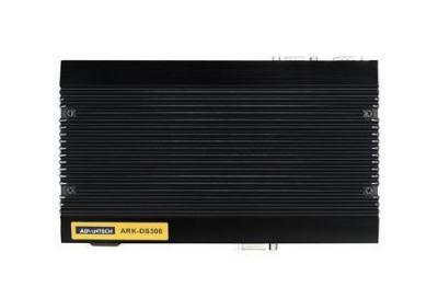 ARK-DS306F-D0A1E PC industriel pour affichage dynamique, ARK-DS306, T40N, 2G RAM, 500G HDD