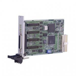 Cartes pour PC industriel CompactPCI, 3U cPCI 4-port RS-232/422/485 Comm. Card