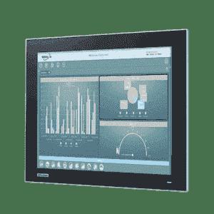 "Panel PC fanless tactile, 17"" SXGA Touch Panel PC, J1900, 2 GHz, 4G"