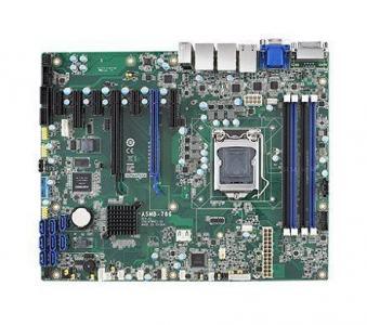 Carte mère ATX Intel 8ème gen 4xLAN ASMB-786