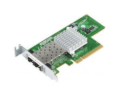 Carte ethernet fibre optique, 2-ports 10G fiber NIC (SFP+ ) w Intel 82599ES