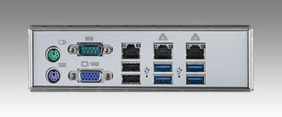 ASMB-813-00A1E Carte mère industrielle pour serveur, LGA2011-R3 ATX SMB w/8 SATA/5 PCIe x8/2 GbE