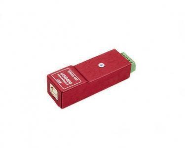 Adaptateur série RS422/RS485 sur bus USB