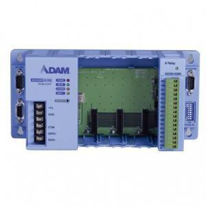 ADAM-5510M-A2E Automate ADAM avec SoftLogic, 4-slot PC-based Programmable Controller