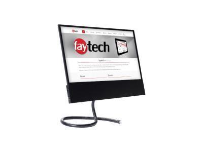"""Ecran tactile 12.5"""" flat FULL HD ultra léger et HDMI / USB-C"""