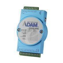 ADAM-6066-CE Module ADAM Entrée/Sortie sur Ethernet Modbus TCP, 6 DO/6 DI Power Relay Module