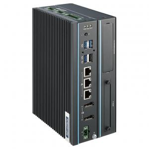 UNO-148-B73BA PC Fanless puissant Intel i7 + 8Go DDR4  + Rail Din + 8 x DI, 8 x DO, 4 x COM, 3 x LAN, 4 x COM, 3 x USB 3.0, 1 x USB 2.0, 2 x DP 1.4