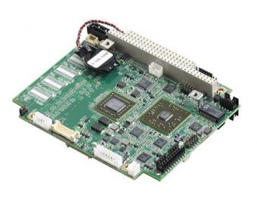 Carte industrielle PC104, AMD T40E PC/104 SBC, up to 4GB DDR3 SO-DIMM