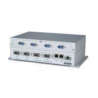 Extension pour PC fanless, UNO-2100 series 2 x PC/104 Extension Kit