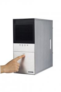 Châssis pour PC industriel, Wallmount Châssis pour PC industriel for MicroATX w/o Power Supply