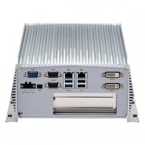 PC Fanless industriel Intel® Core™ i5/i3 4ème génération Chipset C226 PCH avec 2 slots PCIeX4