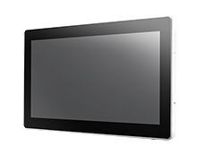 """Panel PC multi usages, 15.6"""" Res touch,Haswell i5,4G RAM,Black,IT"""