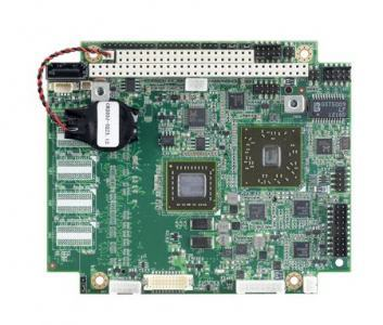 Carte industrielle PC104, AMD T16R PC/104 SBC, 1GB On board memory