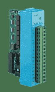 Module ADAM Entrée/Sortie sur EtherCAT, 4 sorties analogiques