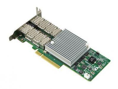 Carte PCIe 1 port Fibre 40Gb