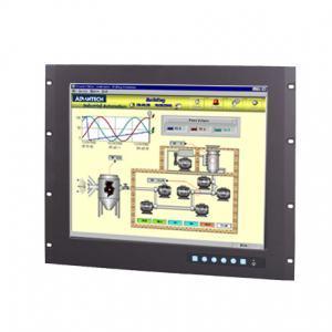 """Ecran industriel tactile résistif 19"""" VGA/DVI température -20 ~ 60 °C"""