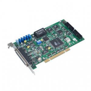 Carte acquisition de données industrielles sur bus PCI, 100k 12-bit 16-ch Muntifunction Card
