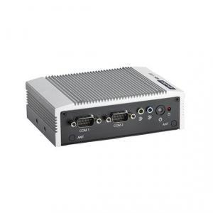 PC industriel fanless, Intel Atom N455 1.66GHz w/ 2COM+4USB+LAN+Audio