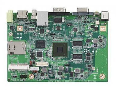 Carte mère embarquée à processeur RISC, Freescale i.MX6 Dual 1GHz single board