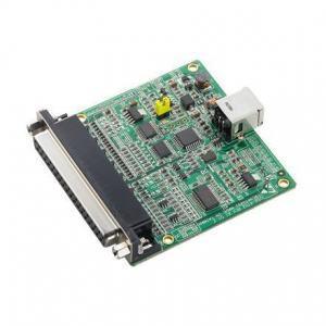 Module d'acquisition de données sur bus USB, 10kS/s, 12-bit, Multi-fonction