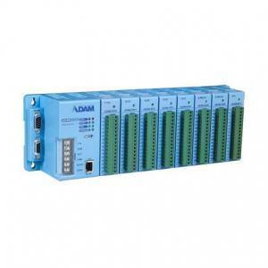 Station d'acquisition de données ADAM, 8-slot Distributed DA&C System Based on Ethernet