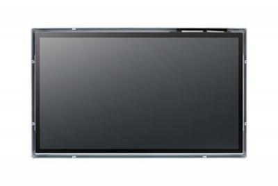"Moniteur ou écran industriel, 15.6"", PCAP touch monitor, VGA/DVI, 300nit"