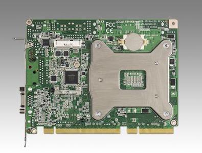 Carte mère industrielle demi-longueur bus PCI/PCIE, PICMG 1.3 H/S SHB, C226, 2GbE, 2 display