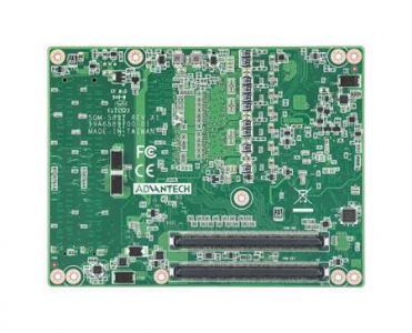 Carte industrielle COM Express Basic pour informatique embarquée, Intel i5-6440EQ 2.6GHz 45W 4C COMe Basic non-EC