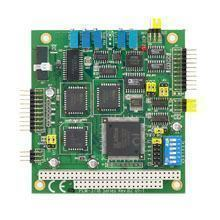 Carte industrielle PC104, PC/104 16-ch 100kHz Multifunction Card with AO