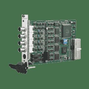 Cartes pour PC industriel CompactPCI, 30MS/s Simultaneous 4-ch 3U cPCI AI Card