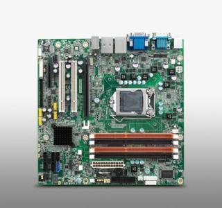 AIMB-581WG2-00A1E Carte mère industrielle i7/i5/i3 et Xeon mATX avec VGA et DVI-D