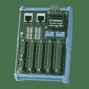 Module E/S Open Frame 16-ch Isolated DI/16-ch DO Module