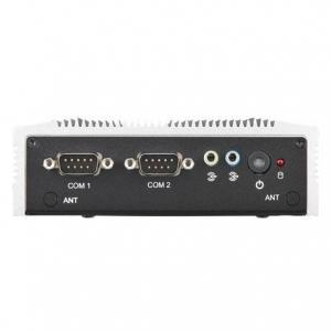 ARK-1120L-N5A1E PC industriel fanless, Intel Atom N455 1.66GHz w/ 2COM+4USB+LAN+Audio
