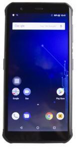 """Smartphone durci étanche 5.7"""" Android avec lecteur de code barre WiFi, BT, NFC, GPS, 4G"""