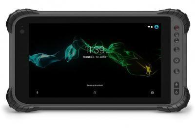 "Tablette durcie 8"" Android 8.1 3GB/32GB NFC, BT, WiFI, 4G, GPS + Double SIM"