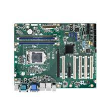 Carte mère industrielle ATX i7/i5/i3/P/Cel de 8ème génération DDR4 DVI VGA USB3.1 & 6 COM