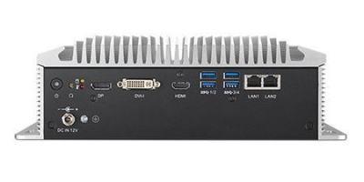 ARK-3510L-00A1E PC industriel fanless, Intel iCore 3ème génération, 2LAN+4USB3.0 avec 2 disques extractibles