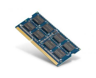 Module barrette mémoire industrielle, SODIMM DDR3L 1600 2GB Mi-Grade (-20-85)