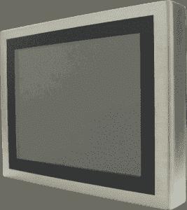 Ecran tactile durci IP65 6 faces températures extrêmes