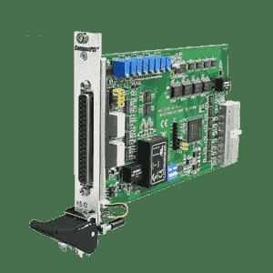 Cartes pour PC industriel CompactPCI, 12-bit, 4-ch Isolated Analog Output CPCI Card