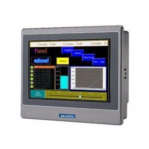 """Terminal opérateur, 7"""" WVGA, 16MB, RS-232/422/485, Ethernet"""