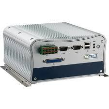 PC Fanless Intel® Atom N270 1.6GHz (fanless PC) 1 slot PCI et 2 ports Ethernet 10/100/1000