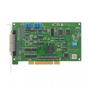 Carte acquisition de données industrielles sur bus PCI, 100KS/s, 12-bit Multi Universal PCI Card